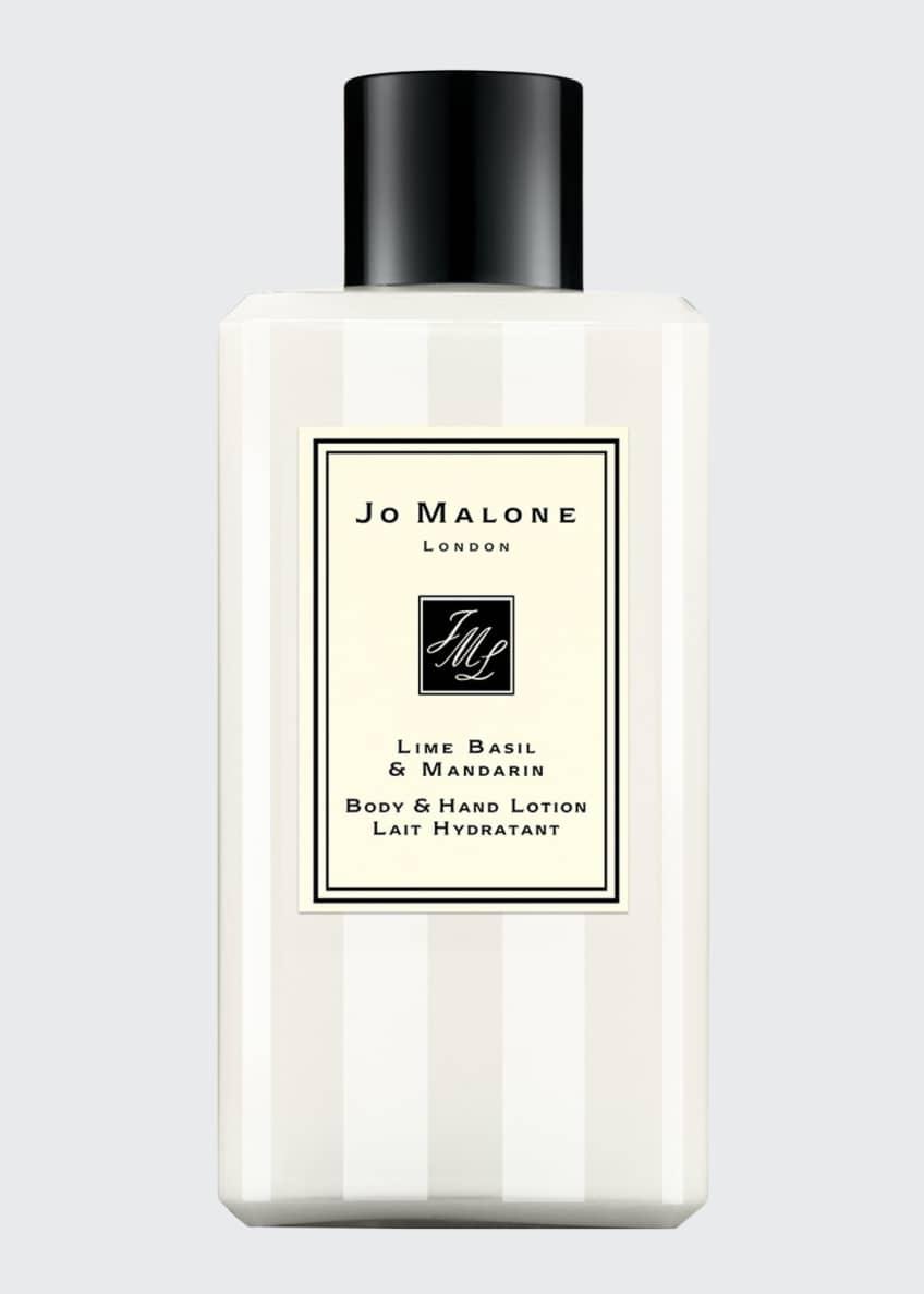 Jo Malone London Lime Basil & Mandarin Body & Hand Lotion,100 mL - Bergdorf Goodman