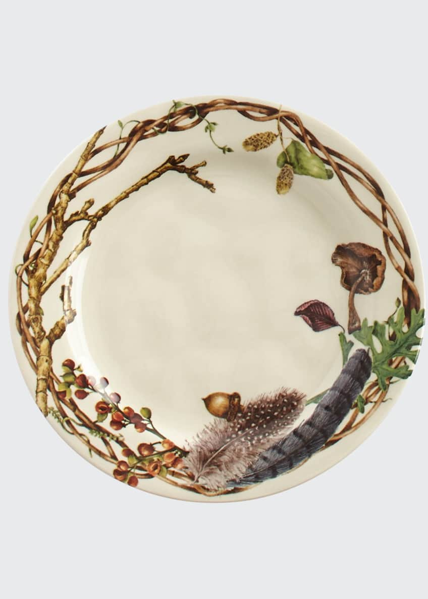 Image 1 of 2: Forest Walk Party Plates, Set of 4