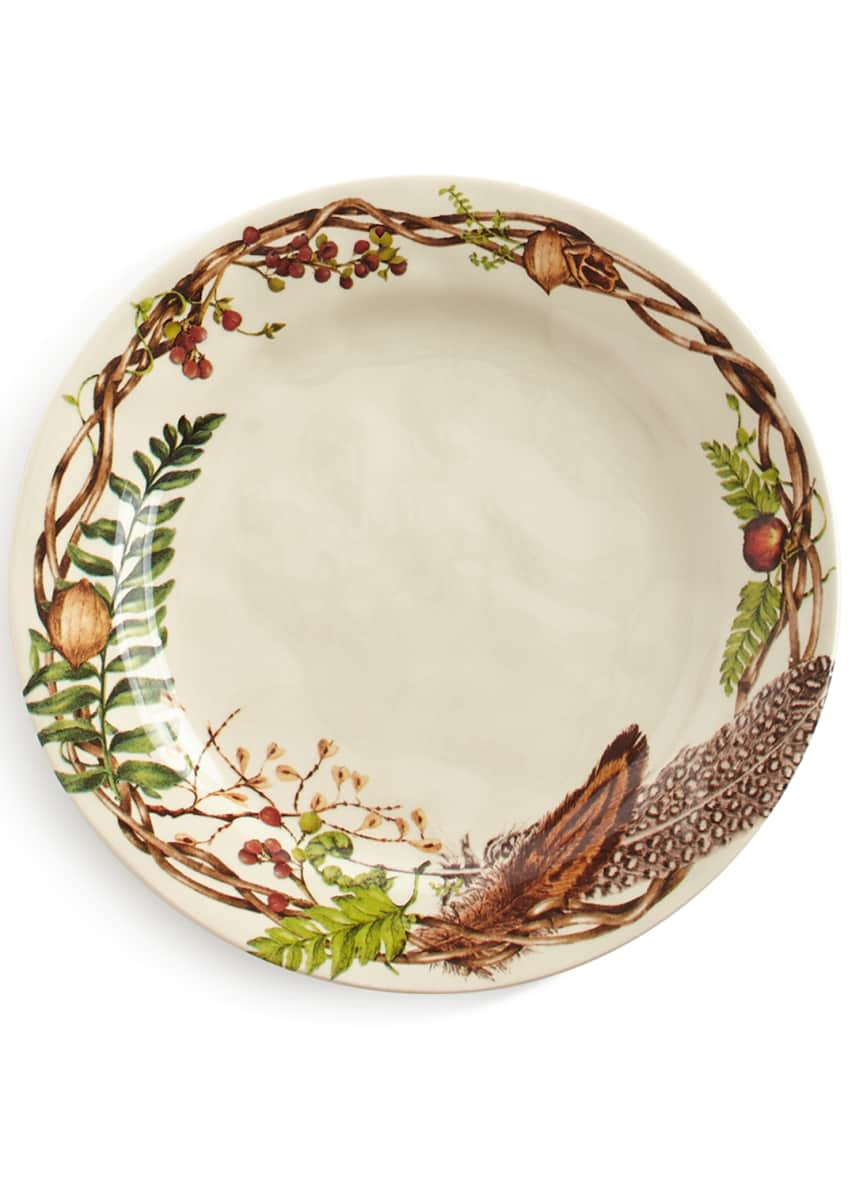 Image 1 of 1: Forest Walk Dinner Plate
