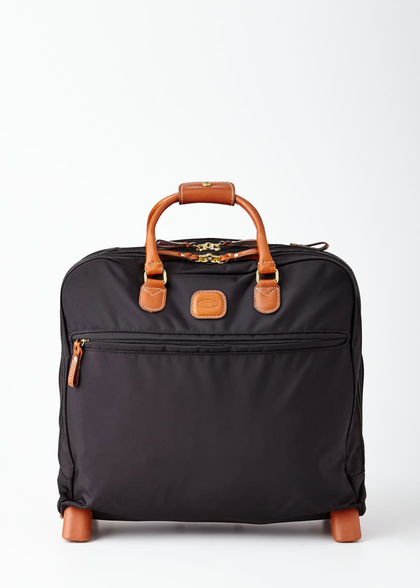 Image 2 of 2: Black Rolling Pilot Case Luggage
