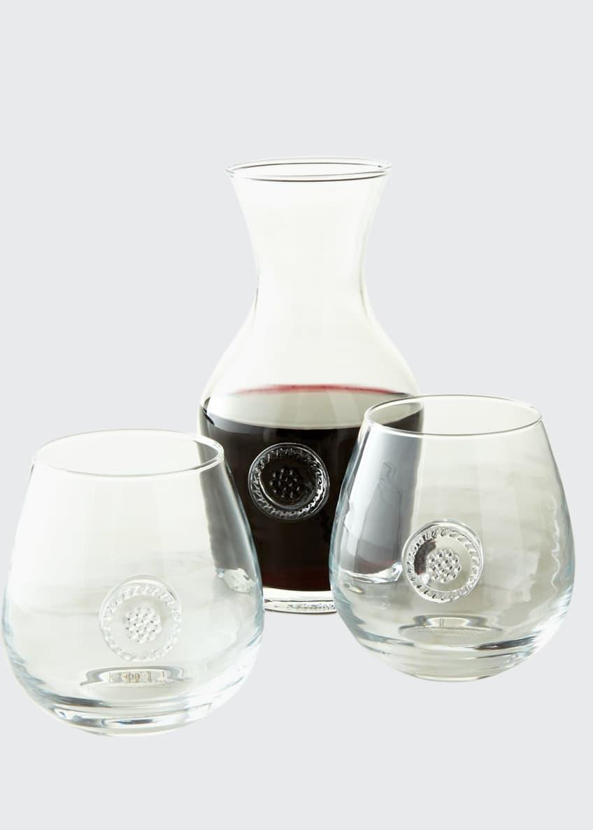 Juliska Berry & Thread Carafe Gift Set
