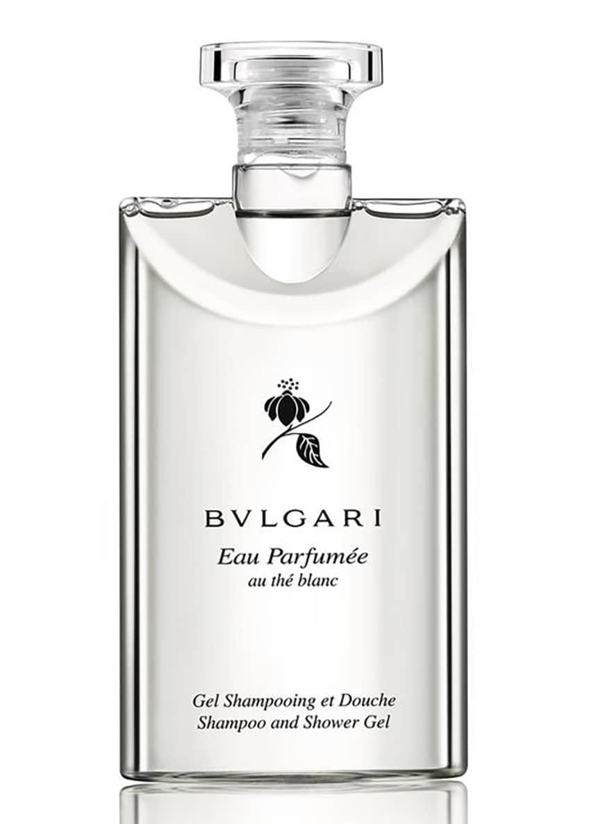 BVLGARI Eau Parfumée Au Thé Blanc Shampoo and