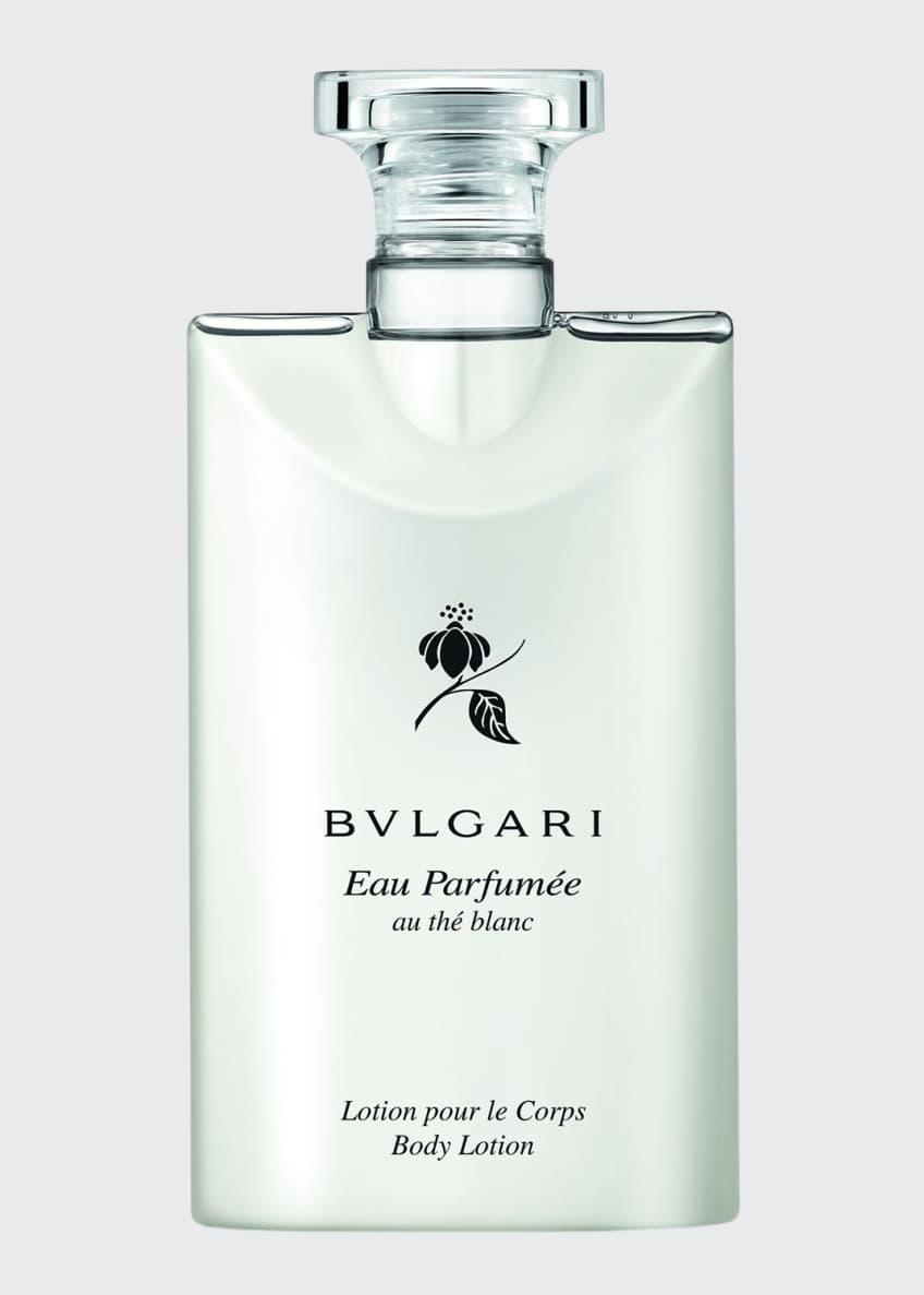 BVLGARI Eau Parfumée Au Thé Blanc Body Lotion,