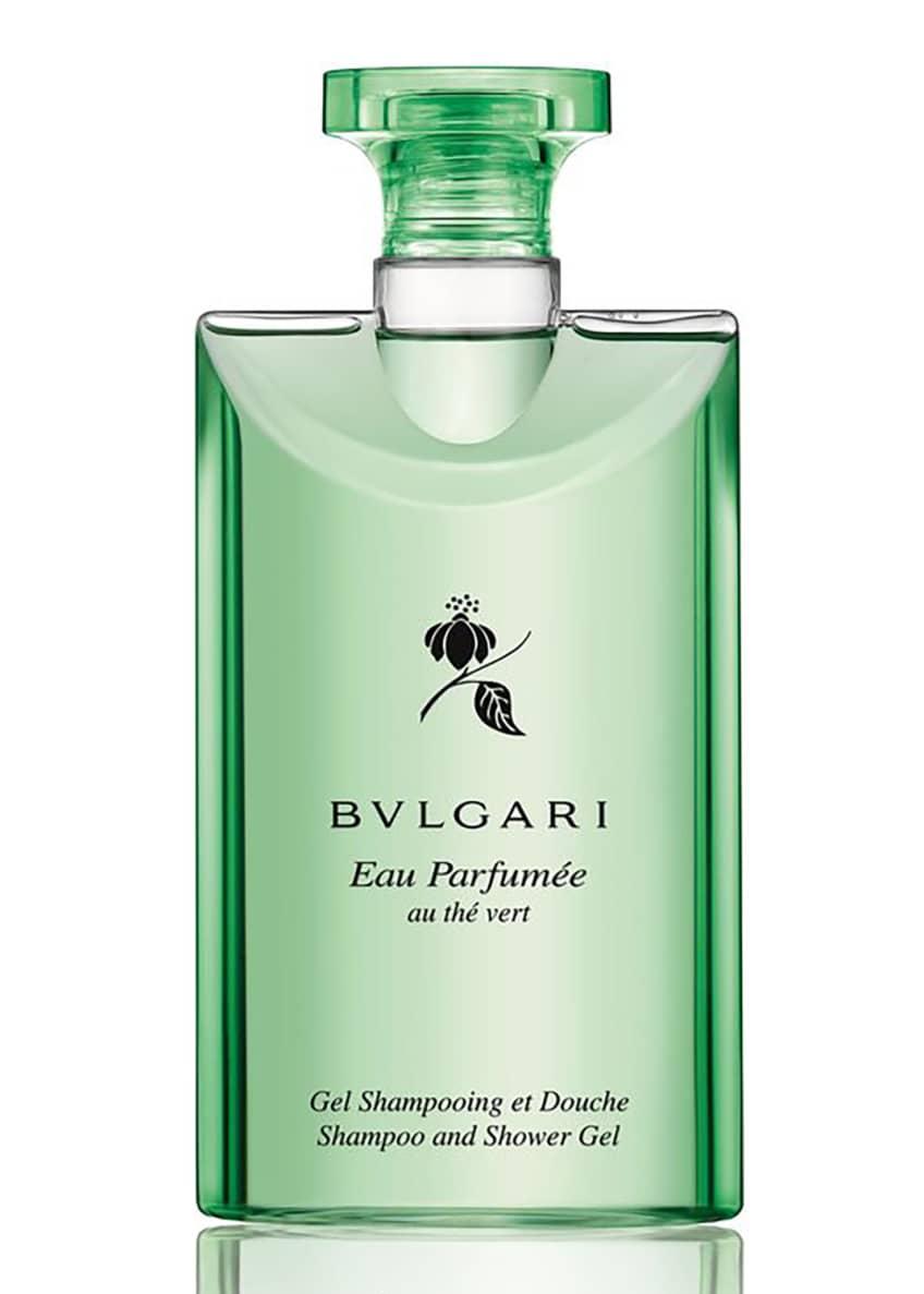 BVLGARI Eau Parfumée Au Thé Vert Shampoo, Bath