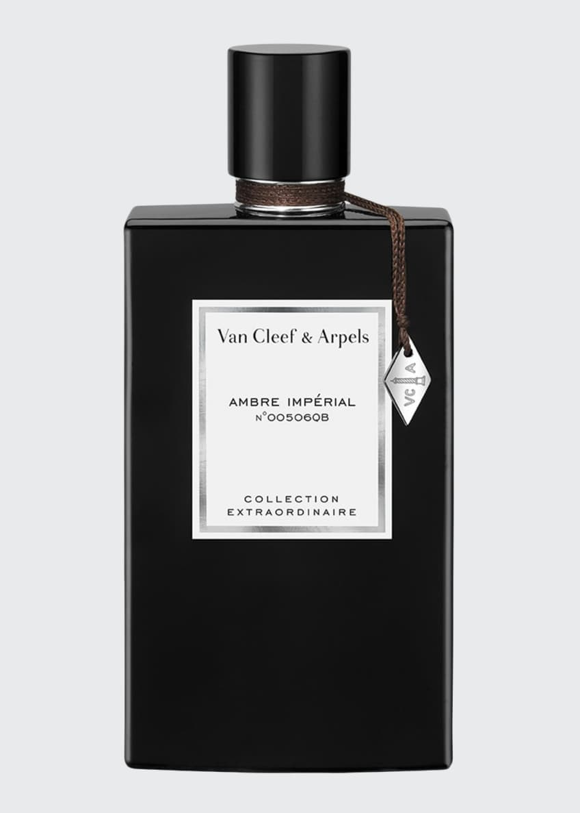 Image 1 of 2: Exclusive Van Cleef & Arpels Collection Extraordinaire Ambre Impérial Eau de Parfum, 2.5 oz.