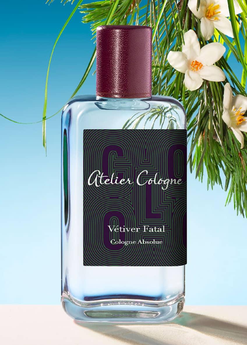 Atelier Cologne 1 oz. Vetiver Fatal Cologne Absolue - Bergdorf Goodman