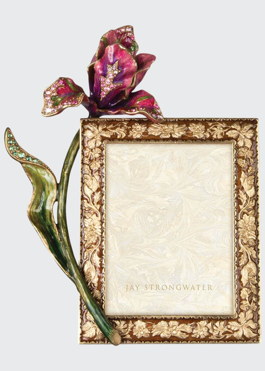 Jay Strongwater Brocade Floral 3