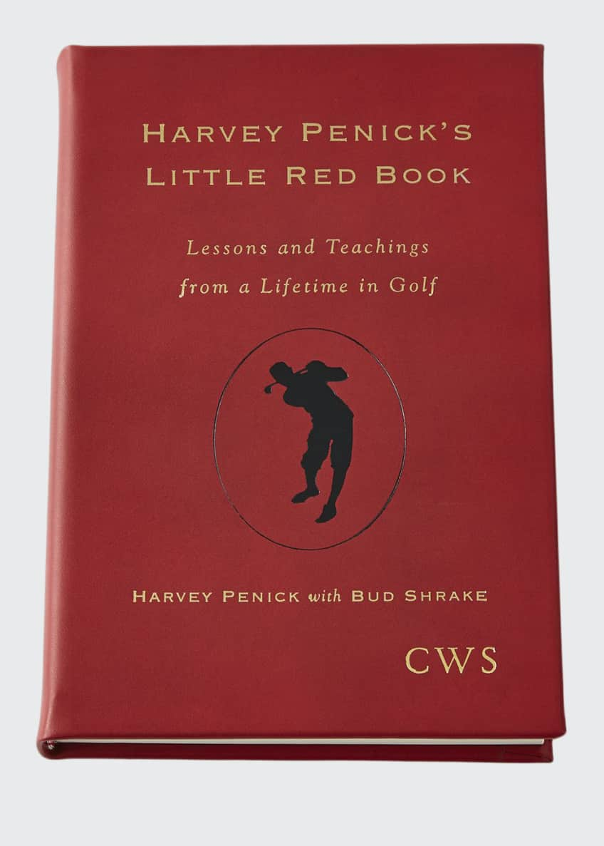 Graphic Image Harvey Penick Little Red Book