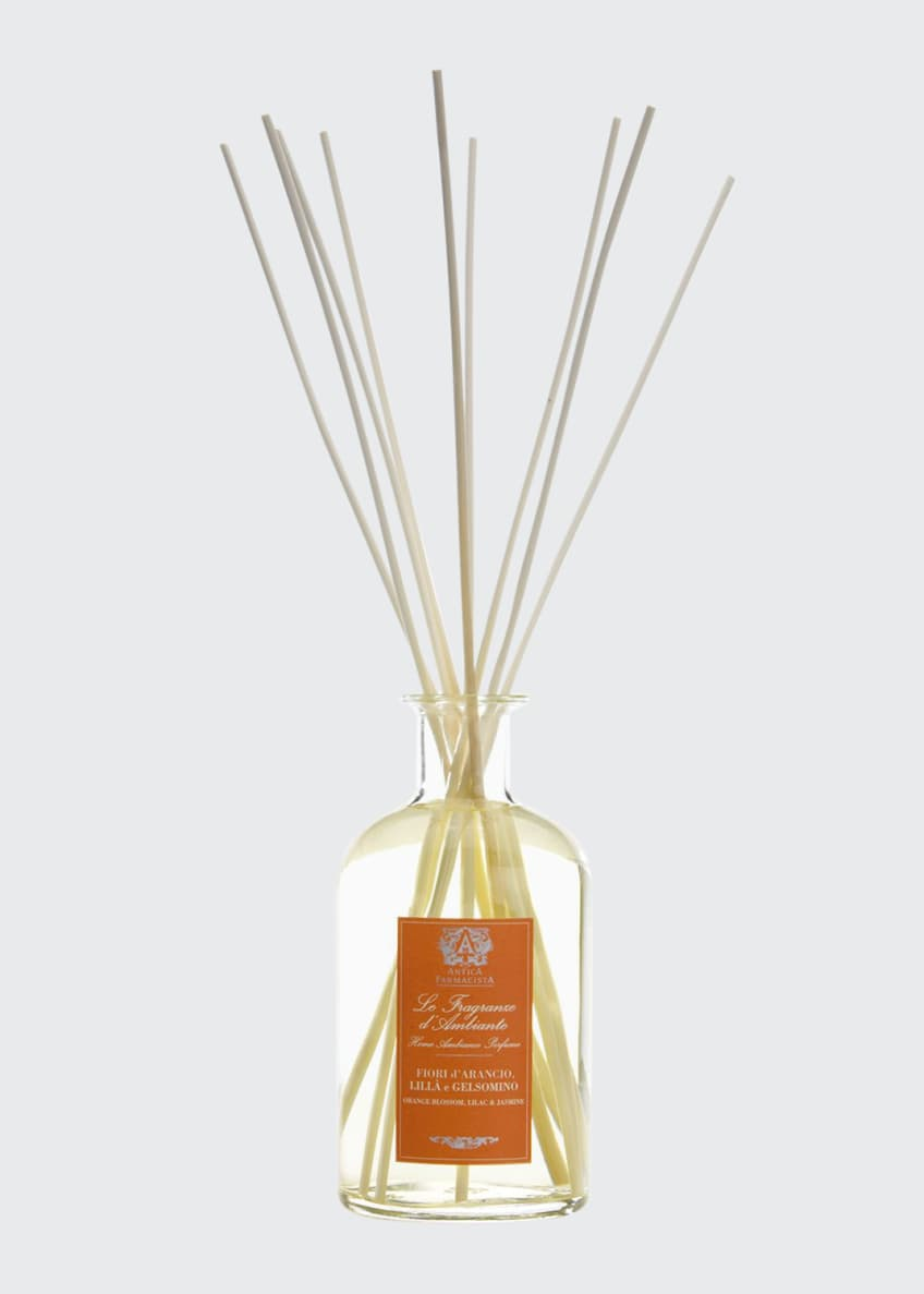 Image 1 of 2: Orange Blossom, Lilac & Jasmine Home Ambiance Fragrance, 17.0 oz./ 500 mL