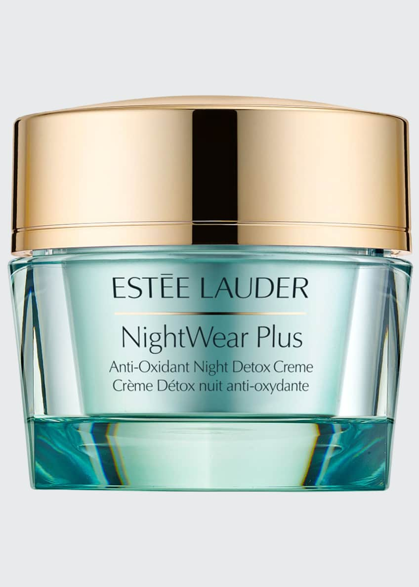 Estee Lauder NightWear Plus Anti-Oxidant Night Detox Crème,