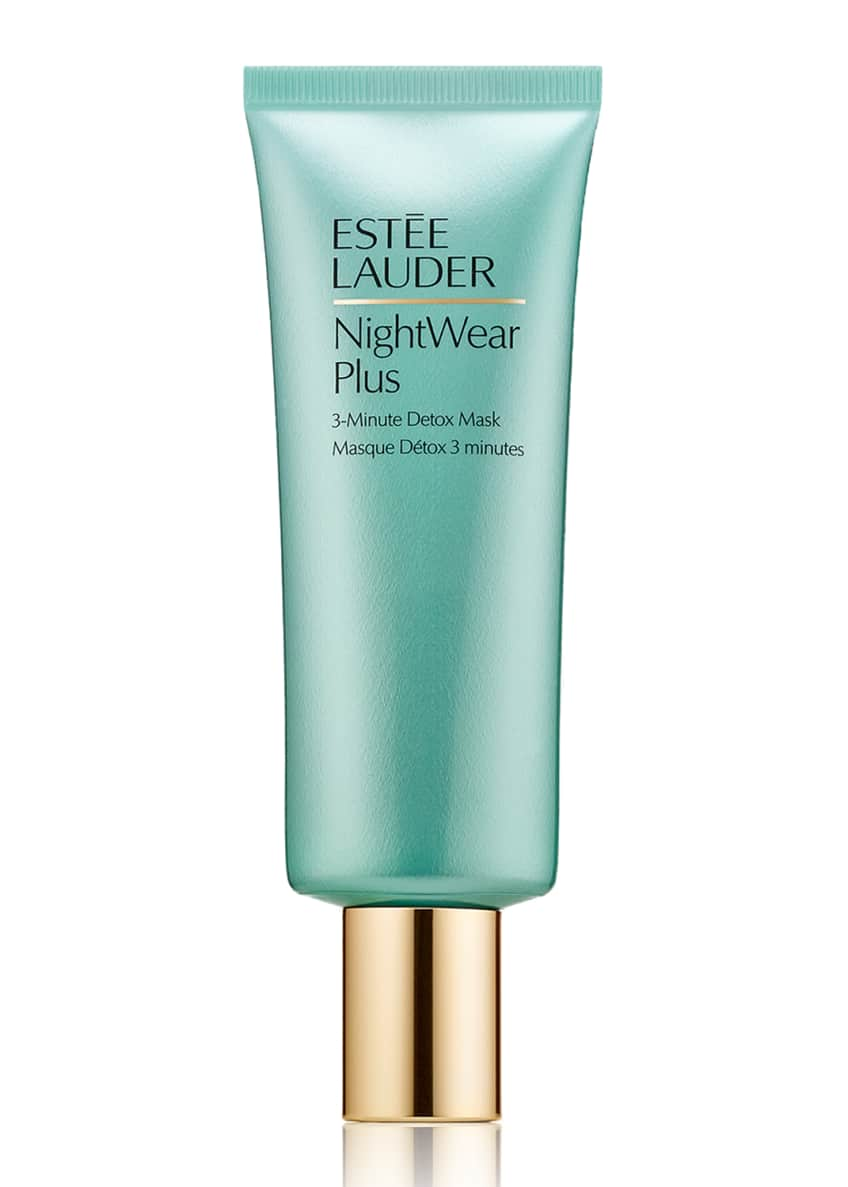 Estee Lauder NightWear Plus 3-Minute Detox Mask, 2.5