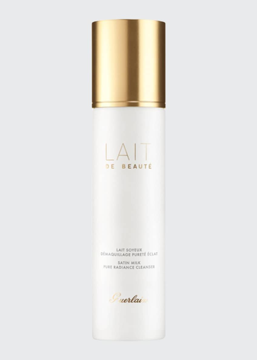 Guerlain Lait de Beaute Cleansing Milk, 6.7 oz./