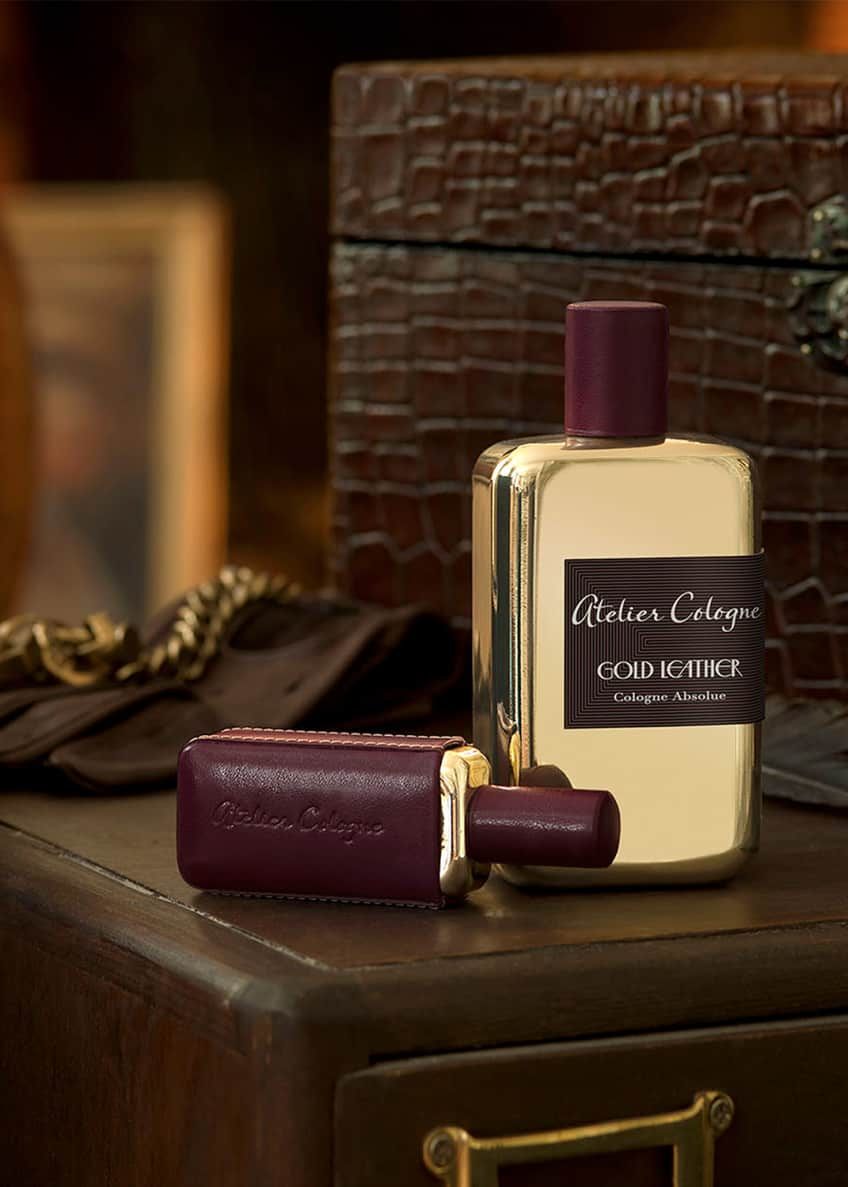 Image 3 of 4: Gold Leather Cologne Absolue, 100 mL
