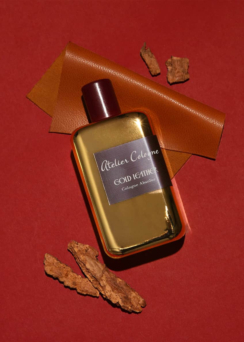 Image 4 of 4: Gold Leather Cologne Absolue, 100 mL