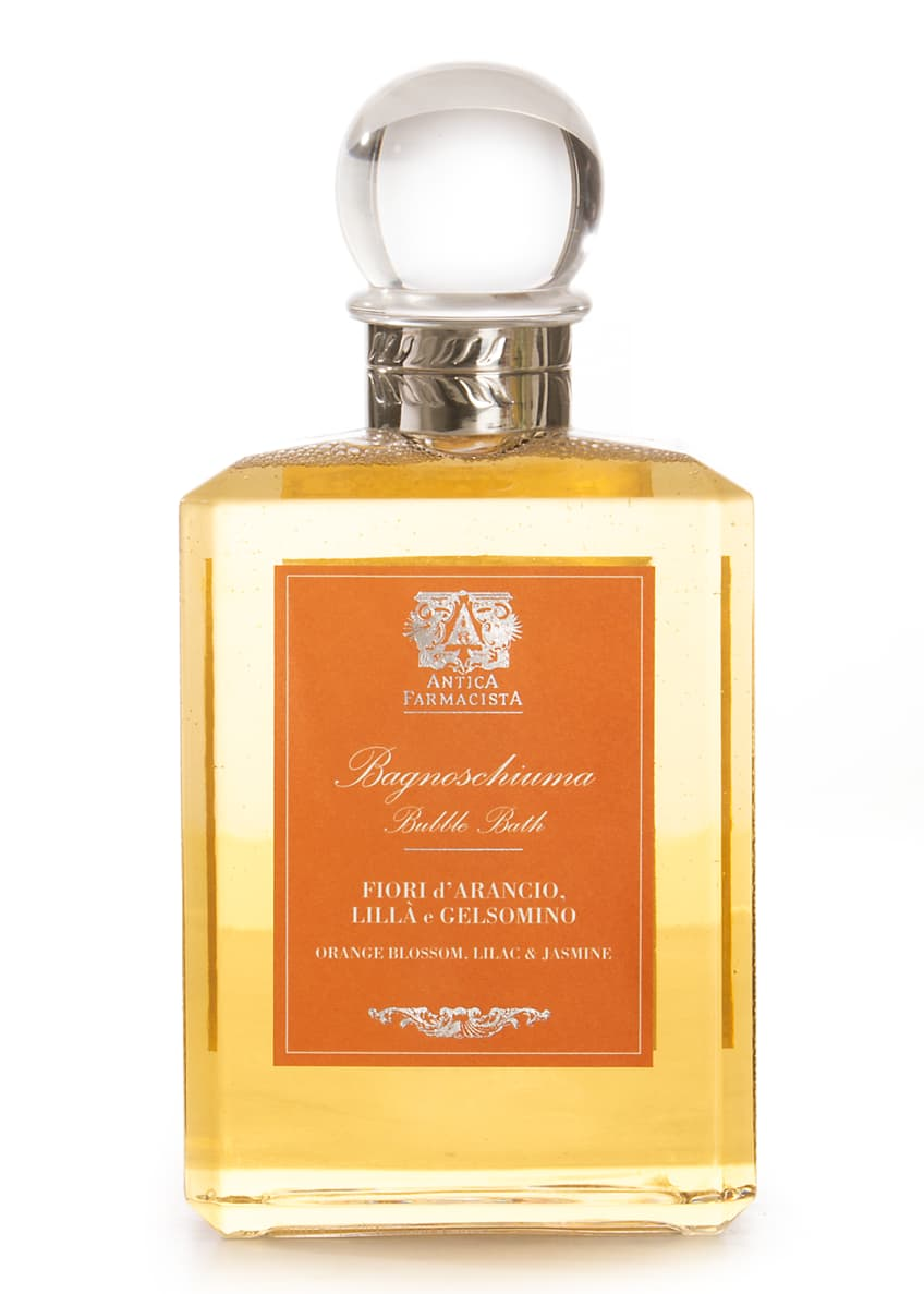 Antica Farmacista Orange Blossom, Lilac & Jasmine Bubble