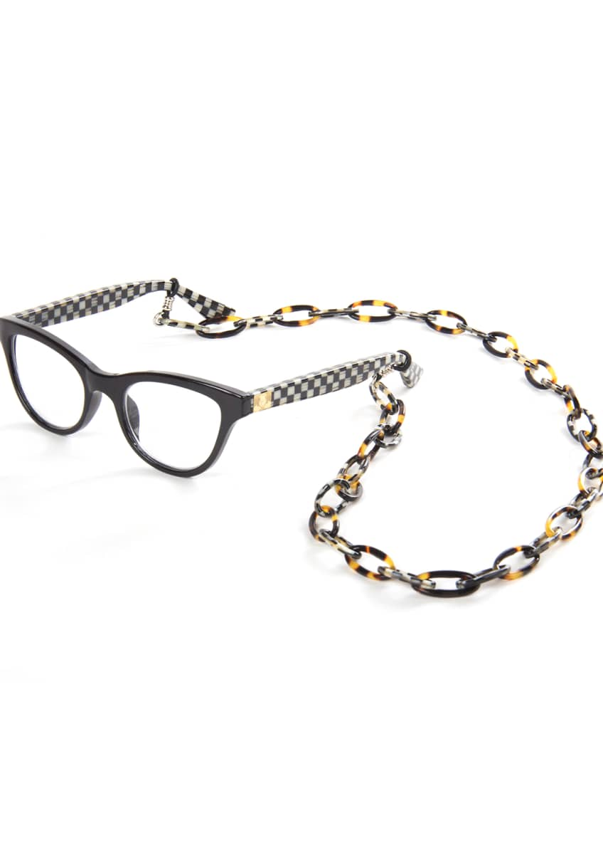 Image 2 of 3: Courtly Check Eyeglasses Chain