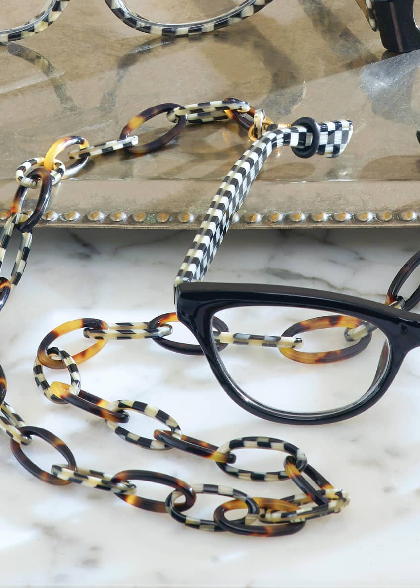 Image 3 of 3: Courtly Check Eyeglasses Chain