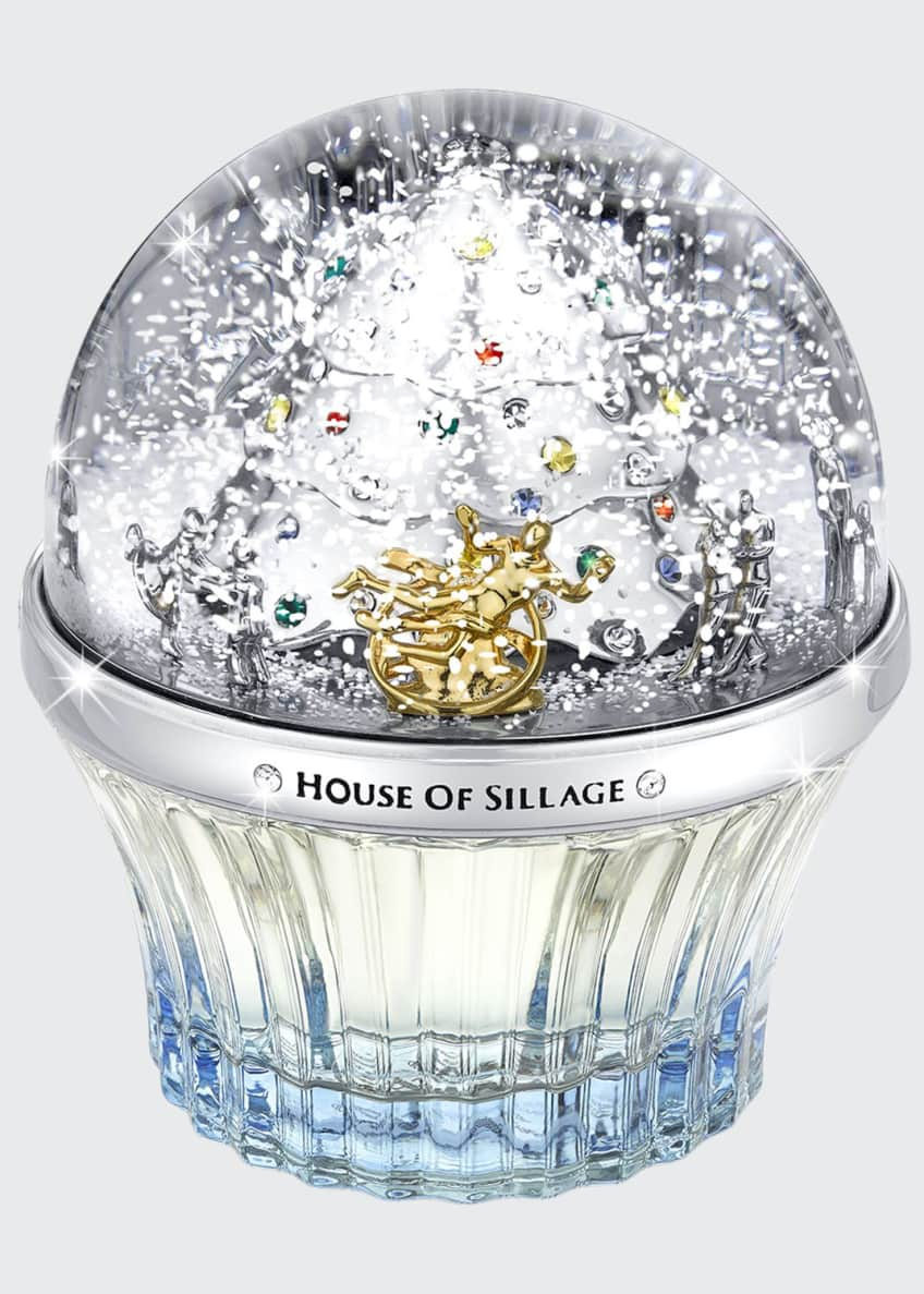 House of Sillage Holiday Limited Edition, 2.5 oz./