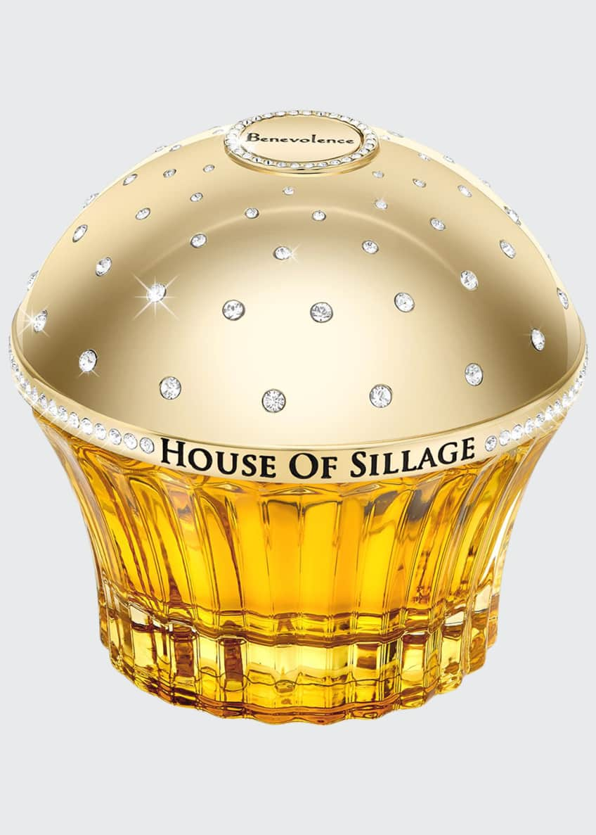 House of Sillage Benevolence Signature, 2.5 oz./ 75 mL - Bergdorf Goodman