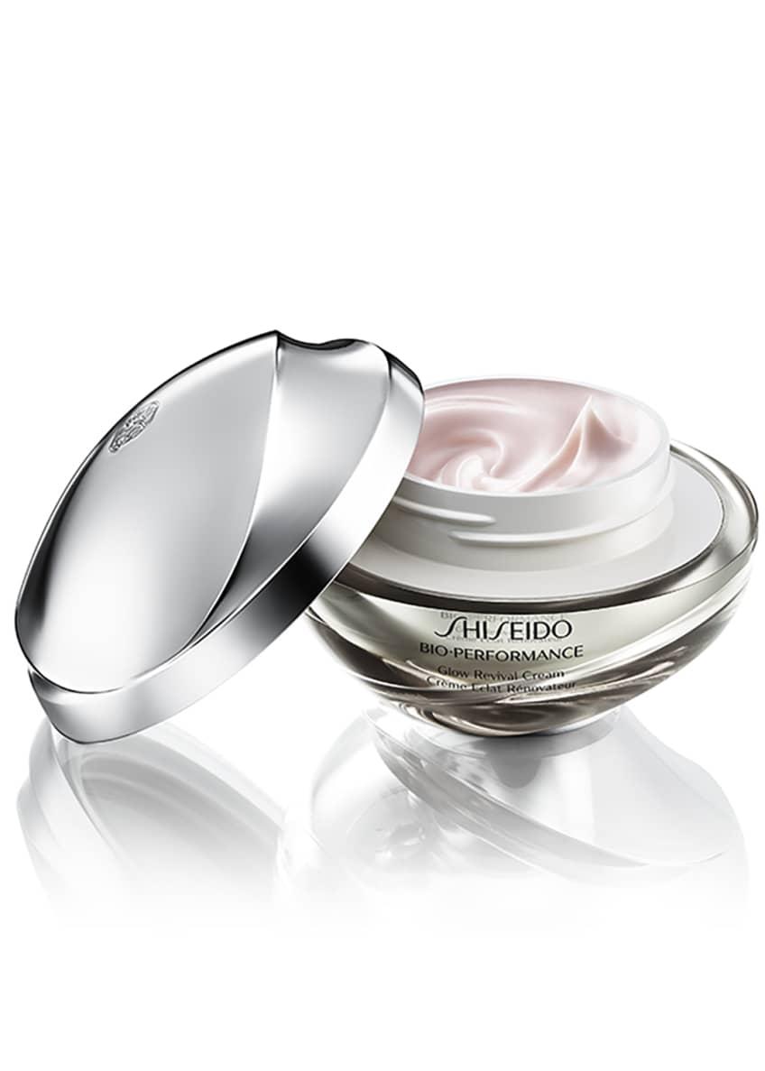 Shiseido Bio-Performance Glow Revival Cream, 2.6 oz.