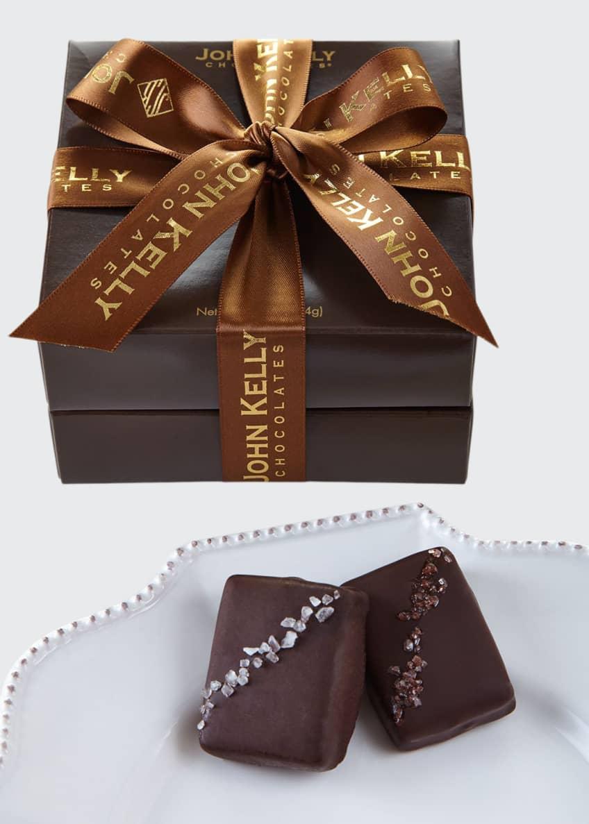John Kelly Chocolates Truffle Fudge Bites Combo Gift