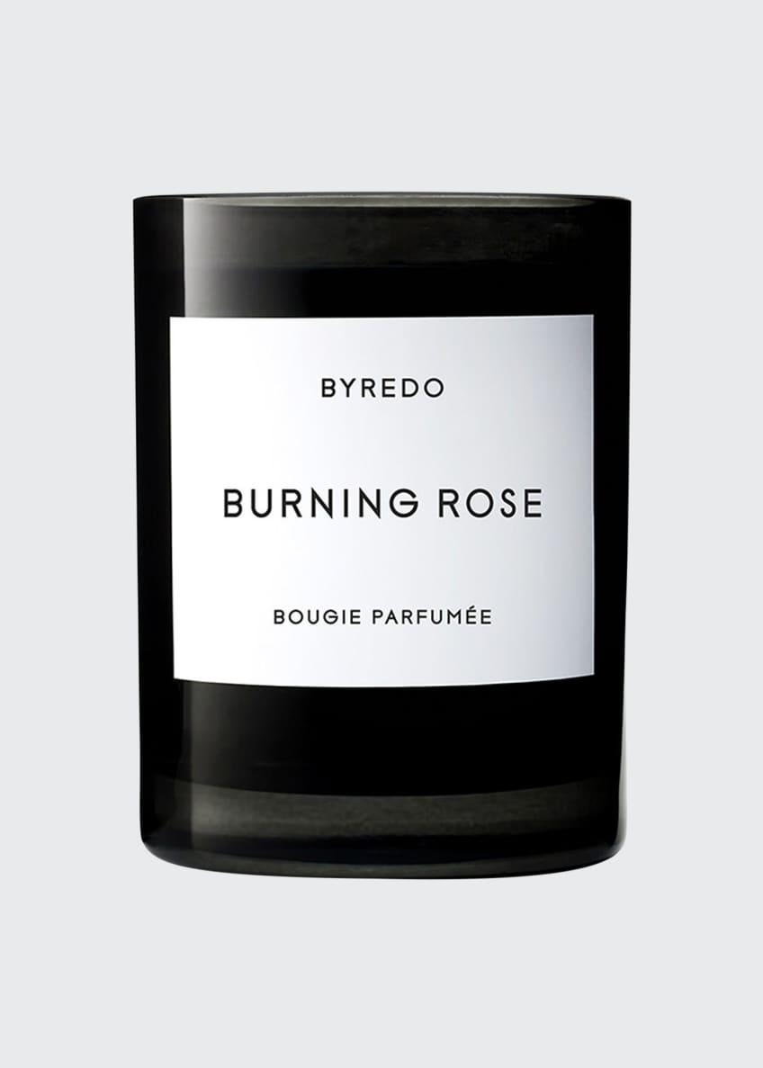 Byredo 8.5 oz. Burning Rose Candle - Bergdorf Goodman
