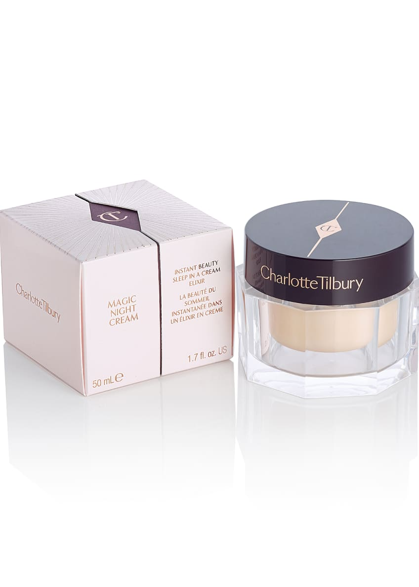 Charlotte Tilbury Charlotte's Magic Night Cream, 1.7 oz. - Bergdorf Goodman