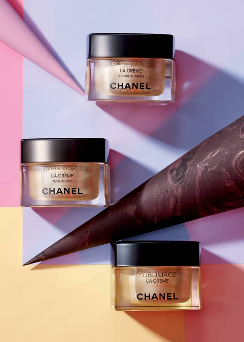 CHANEL SUBLIMAGE LA CRÈME Ultimate Skin Regeneration - Texture Fine, 1.7 oz. - Bergdorf Goodman