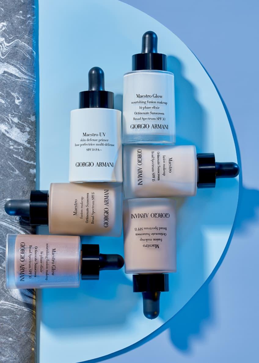 Giorgio Armani Maestro UV Skin Defense Primer Sunscreen SPF 50, 1 oz. - Bergdorf Goodman
