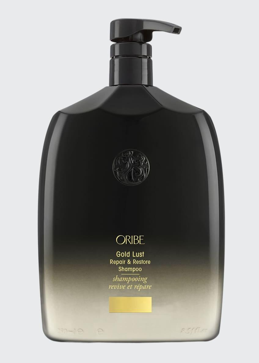 Oribe 33.8 oz. Gold Lust Repair & Restore Shampoo - Bergdorf Goodman