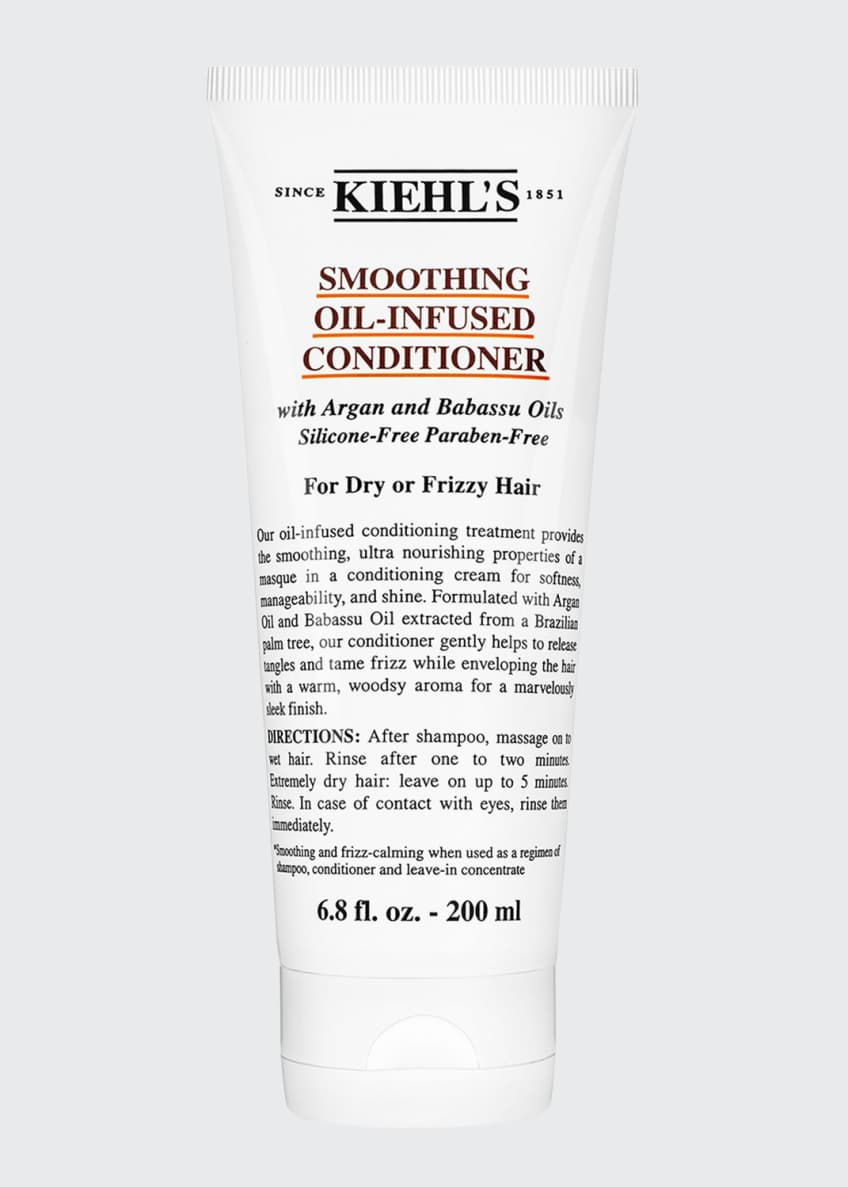 Kiehl's Since 1851 Smoothing Oil-Infused Conditioner, 6.8 oz.