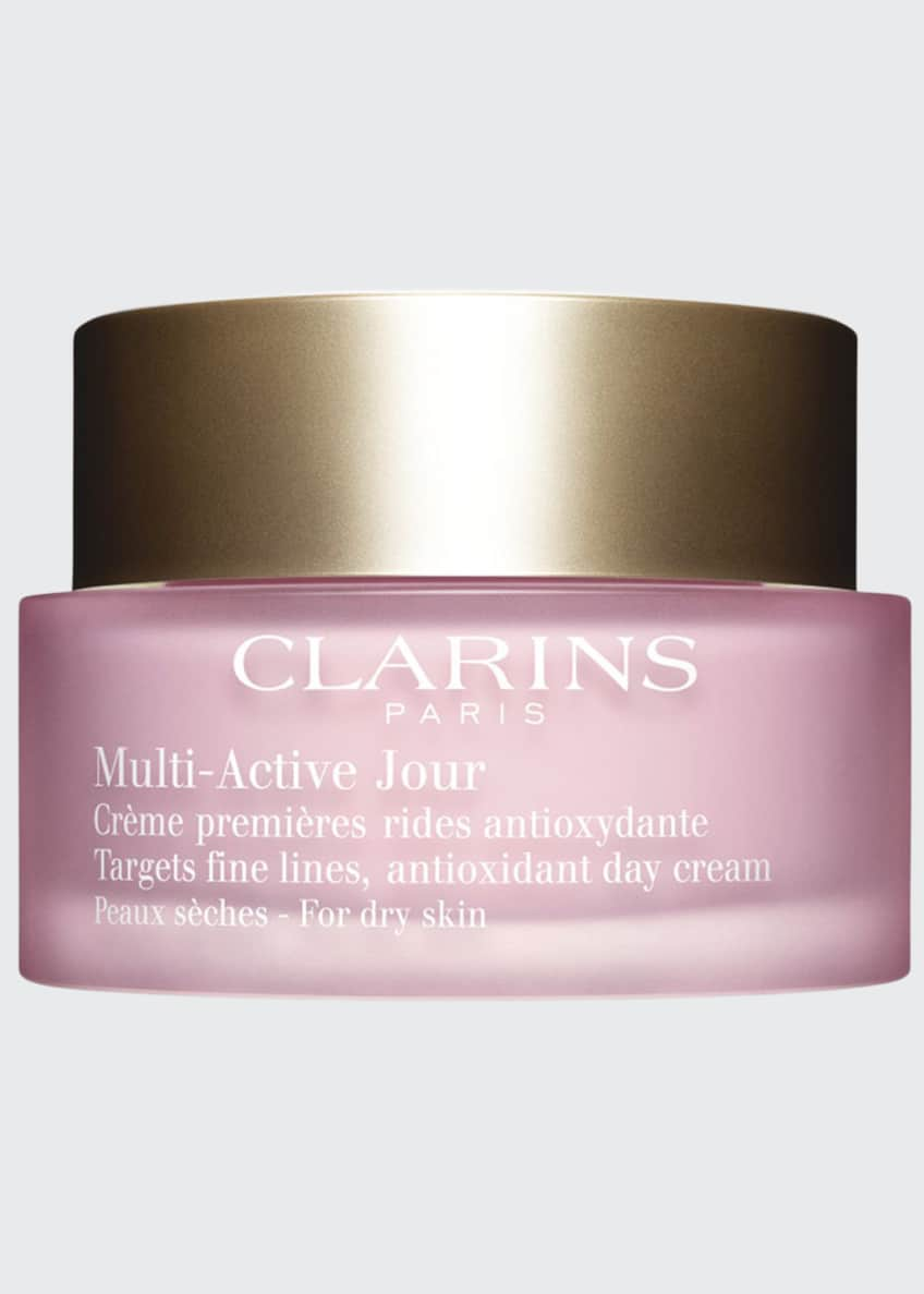 Clarins Multi-Active Day Cream - Dry Skin, 1.6