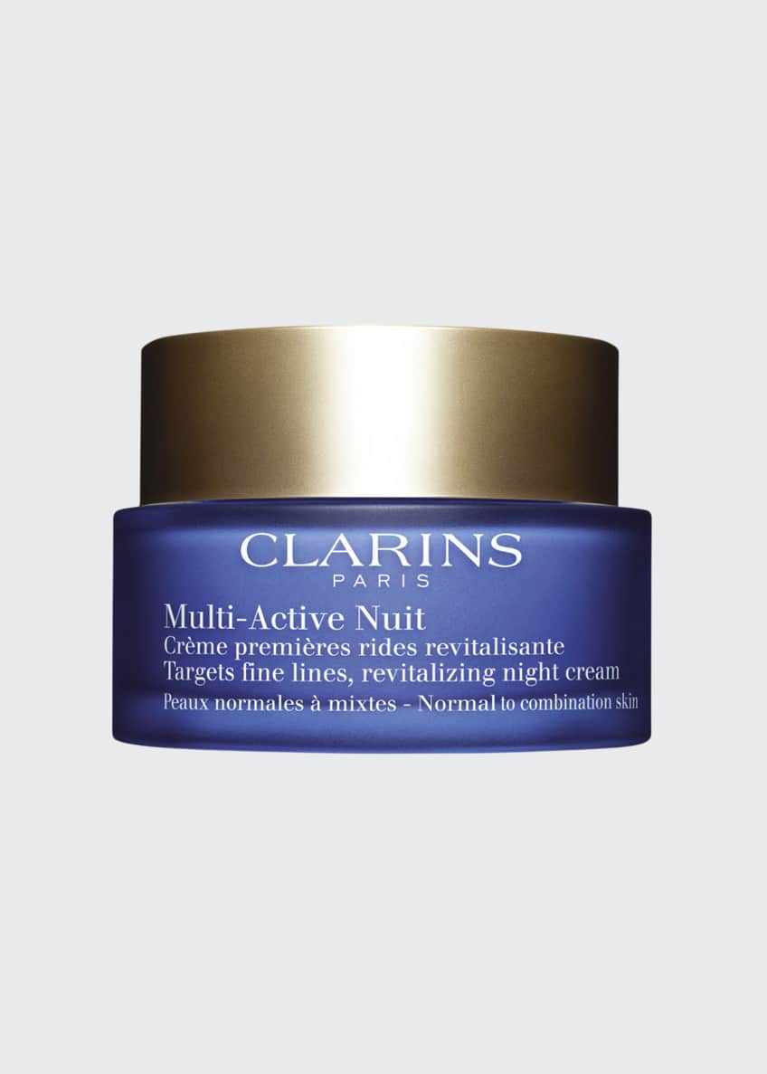 Image 1 of 6: Multi-Active Night Cream, Normal to Combination Skin, 1.6 oz.
