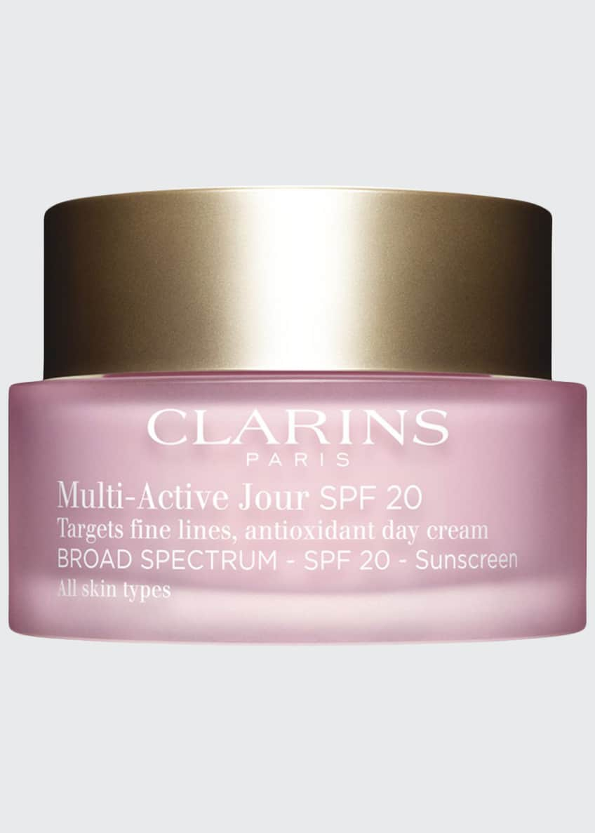 Clarins Multi-Active Day Cream - All Skin Types,