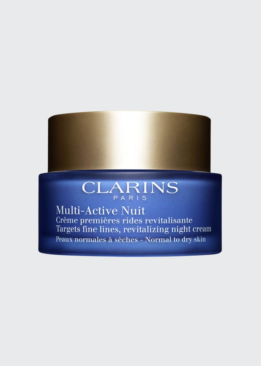 Image 1 of 5: Multi-Active Night Cream for Normal to Dry Skin, 1.7 oz.