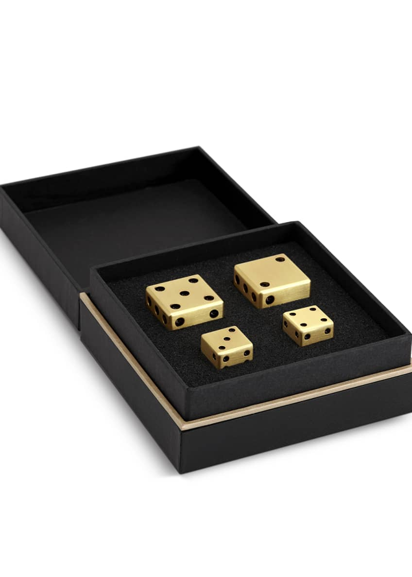 Image 2 of 2: Dice in Box, 2 Pairs