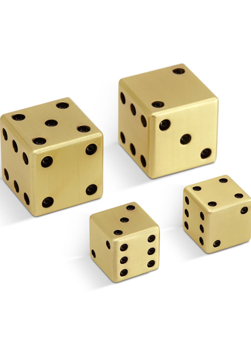 Image 1 of 2: Dice in Box, 2 Pairs