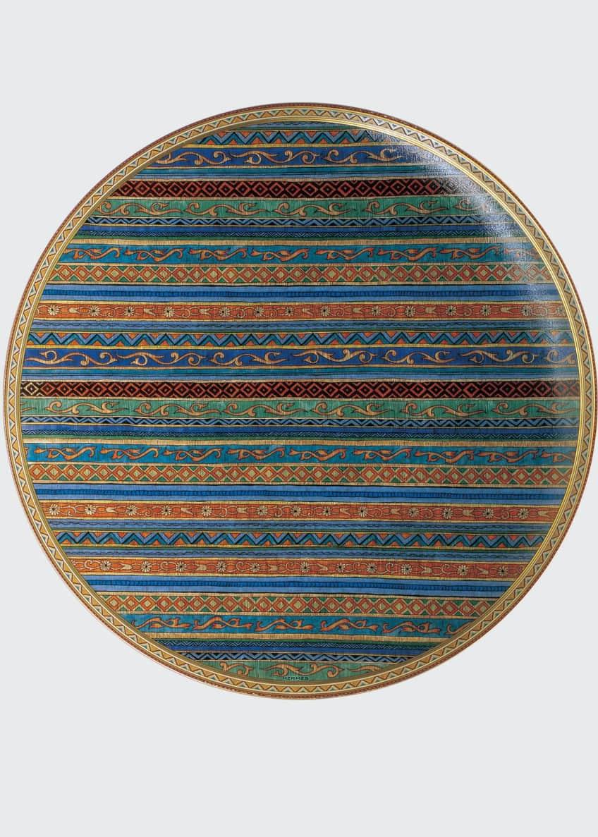 Hermès Cheval D'Orient Presentation Plate