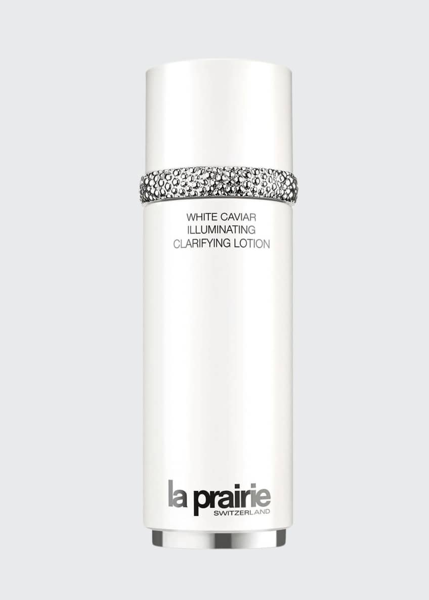 La Prairie White Caviar Illuminating Clarifying Lotion, 6.7
