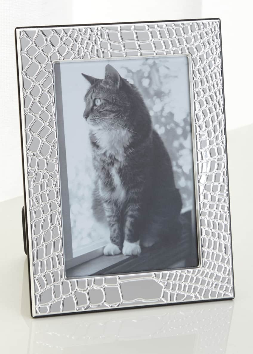 Image 1 of 1: Croco D'Argent Picture Frame