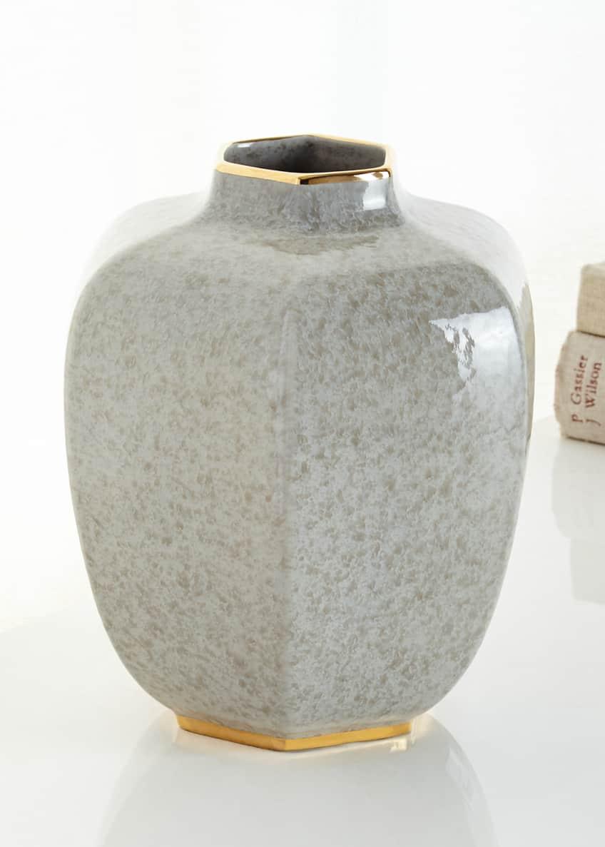 AERIN Mabel Geo Vase