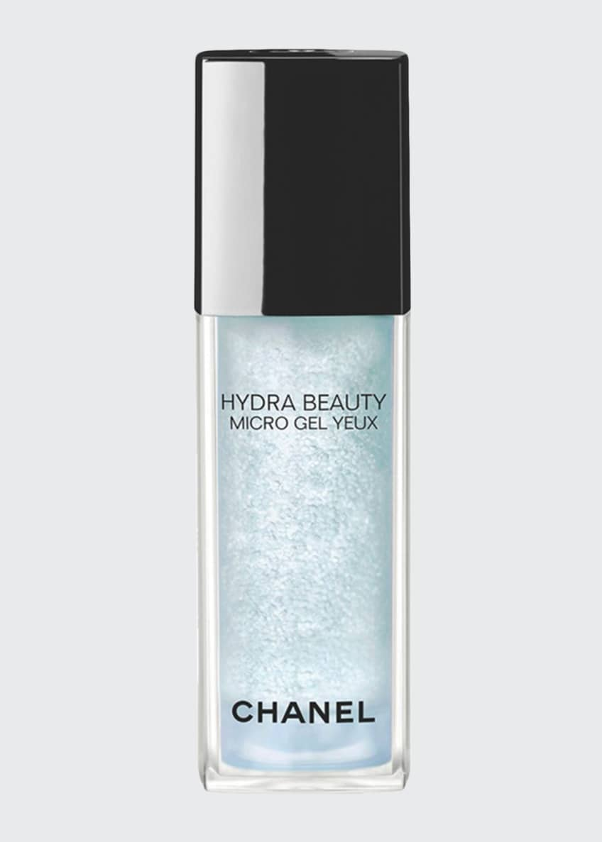 CHANEL HYDRA BEAUTY MICRO GEL YEUX Intense Smoothing Hydration Eye Gel, 0.5 oz. / 15 ml - Bergdorf Goodman