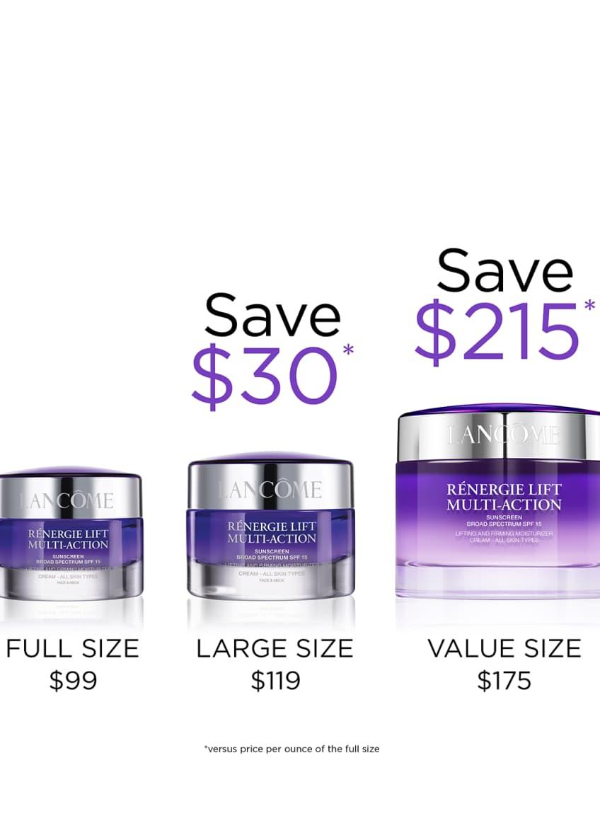 Lancome Rénergie Lift Multi-Action Cream SPF 15 All Skin Types, 1.7 oz. - Bergdorf Goodman