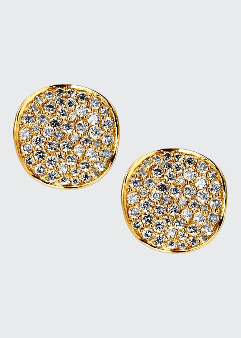 Ippolita Stardust Diamond Stud Earrings