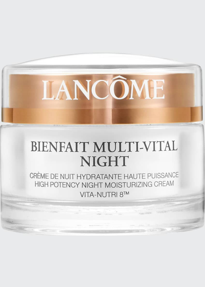 Lancome Bienfait Multi-Vital Night Cream - Highly Potent