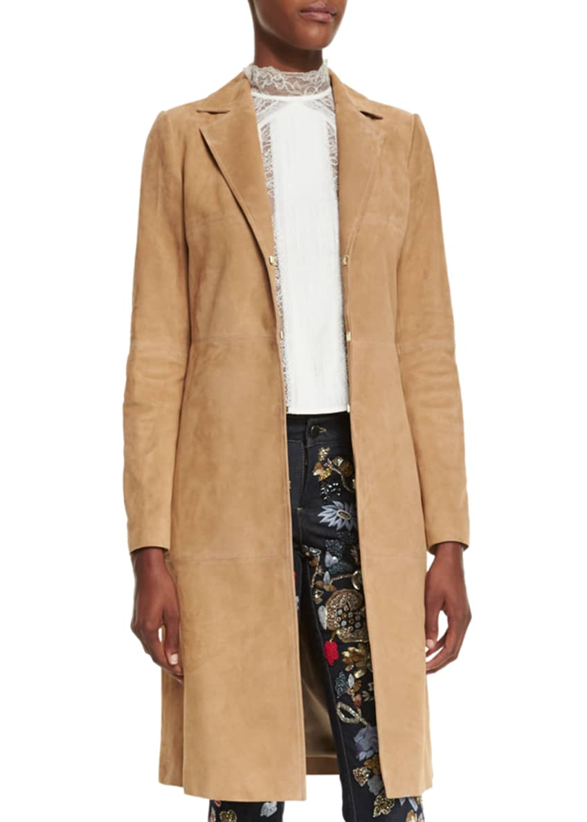 Alice + Olivia Top, Coat, & Jeans &