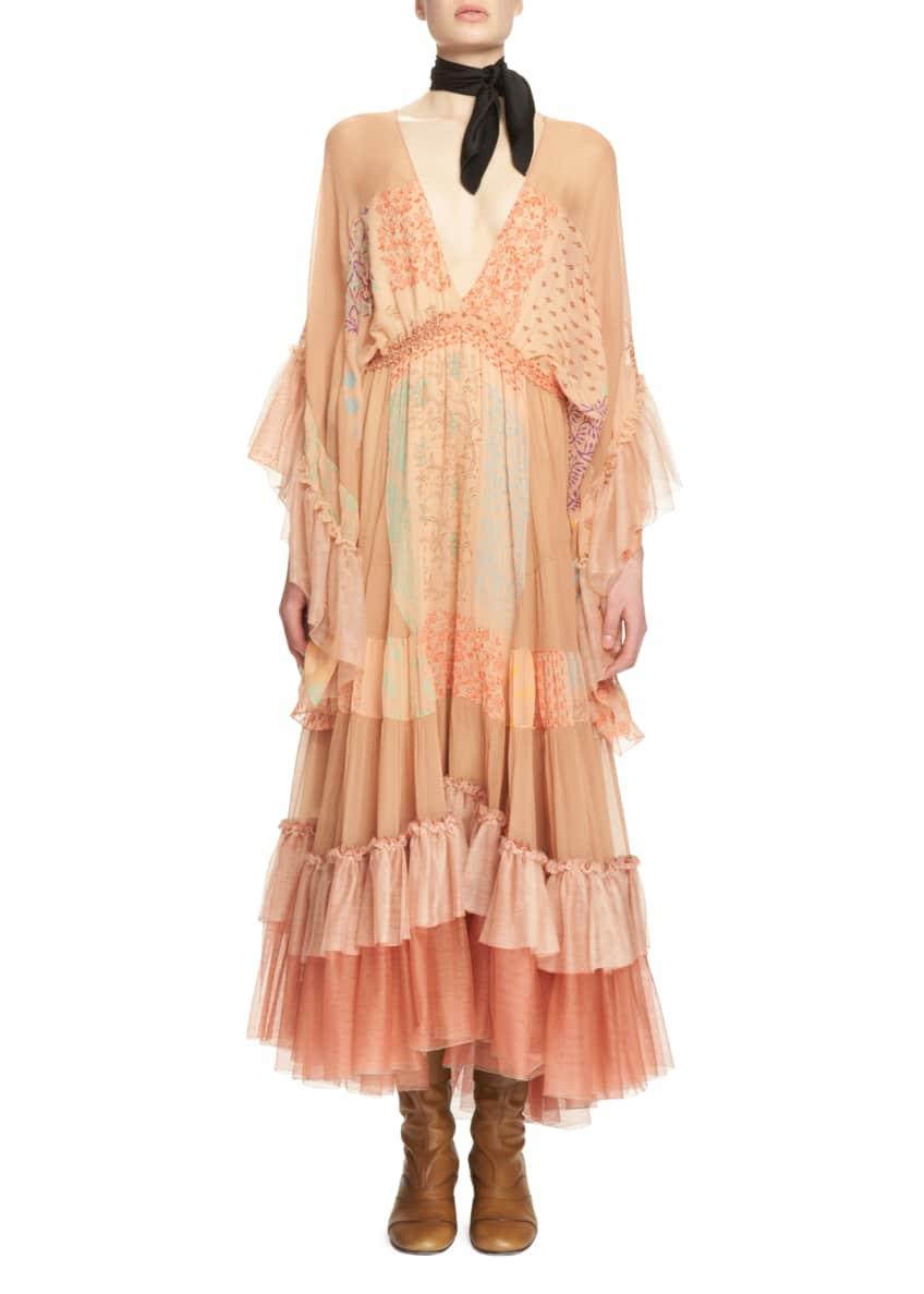 Chloe Necktie & Dress & Matching Items