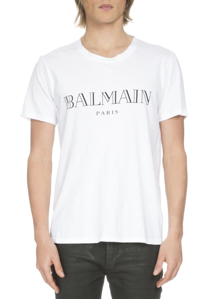 Balmain T-Shirt & Jeans & Matching Items