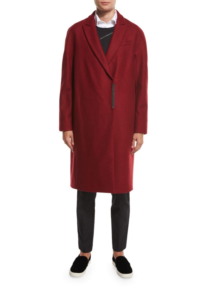 Brunello Cucinelli Coat, Sweater, Top & Pants &