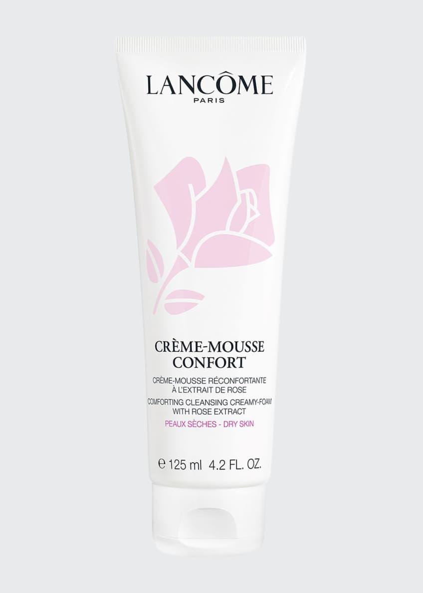 Lancome Crème Mousse Confort Creamy Foaming Cleanser, 4.2
